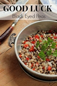 Good Luck Black Eyed Peas
