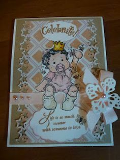 Baby Tilda, Prince and Princesses collection, Magnolia stamps