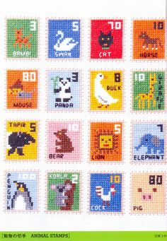 Master Makoto Oozu Collection 03 Cross Stitch by MeMeCraftwork