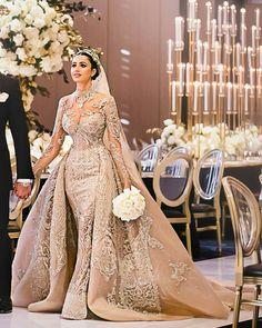 Follow @Leenaloves1D for more. Beautiful Gowns, Beautiful Bride, Queen Wedding Dress, Bling Wedding Dresses, Sheath Wedding Dresses, Turkish Wedding Dress, Custom Wedding Dress, Unique Wedding Gowns, Custom Dresses
