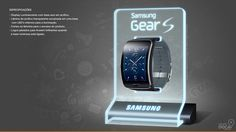 PDV Galaxy Note 4 e Gear S on Behance