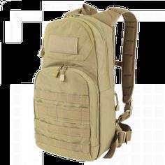 Condor Tan Fuel Hydration Back Pack