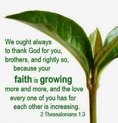 2 Thessalonians 1:3