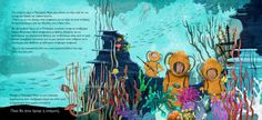 20000 leagues under the sea writer: A. Papatheodoulou based on J.Verne novel-Papadopoulos editions