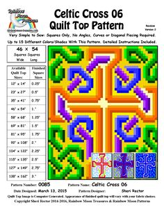 rainbow-moon-treasures.com QuiltTopDesigns Done Quilt(0085).html