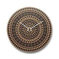 Ornament Clock in Museum Black – Heath Ceramics