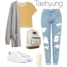 Bts | Class with Taehyung