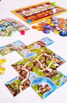 Isle of Skye: From Chieftain to King | Image | BoardGameGeek