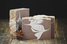 Vanilla  Sandalwood Soap  Incense Scented Soap Artisan Soap