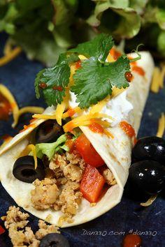 Chicken Taco | How to Use Ground Chicken - Spiceé Recipe Book