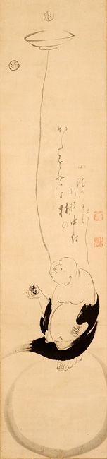 Hakuin Ekaku (1686-1769), Hotei