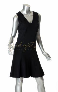 Gidget Loves this 10 Crosby Derek Lab little black fit and flare dress