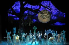 Broadway Theatre League presents The Addams Family #photos