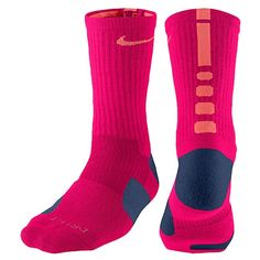 Nike Elite girls Fuchsia Force/Hyper Punch