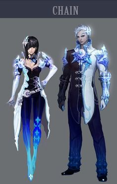 A concept art archive of NCSoft's fantasy MMORPG, Aion Online. Made primarily cause the assholes. Character Outfits, Game Character, Character Concept, Concept Art, Manga Comics, Fantasy Characters, Female Characters, Hyung Tae Kim, Elfa