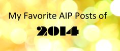 2014 Roundup--Recipes & Lifestyle