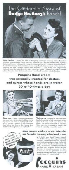 Pacquins Hand Cream - 19421005 Life