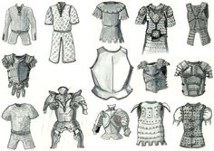 armor types - Iskanje Google