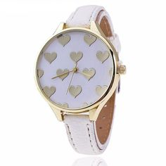 Time to Love Hearts Watch