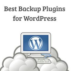 Confused about which WordPress backup plugin to choose for your site? See our comparison of the 7 best WordPress backup plugins.