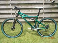 Klein Adept Race Caribbean Reef fully MTB Mountainbike, XTR, Picon, retro rare | eBay Mt Bike, Bmx Bicycle, Retro Bikes, Vintage Bikes, Mtb, Bike Stuff, Bicycles, Mountain Biking, Skulls