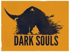 Dark Souls by Fernando Martínez