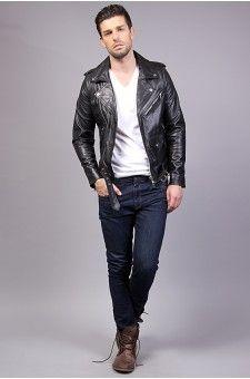 Découvrez la collection de blouson cuir et veste en cuir sur http://www.prestigecuir.fr
