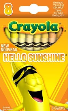 New for 2013 - The Crayola Tip Color Collection Set Crayola Crayon Colors, Crayola Box, Unique Color Names, Pastel Photography, Cool School Supplies, Toy Rooms, Cute Cases, Too Cool For School, Mellow Yellow