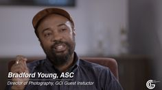 """""""Advice to Young Cinematographers"""" with Bradford Young, ASC"""