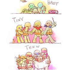 I miss tmnt Tmnt 2012, Classic Cartoon Characters, Classic Cartoons, Ninja Turtles Art, Teenage Mutant Ninja Turtles, Cartoon Junkie, Turtle Tots, Tmnt Comics, Cartoon Crossovers