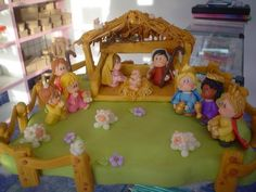 Google+ Christmas Clay, Clay Crafts, Nativity, Toddler Bed, Reyes, Biscuit, Baby, Pasta, Google