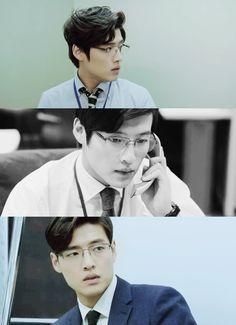 """Kang Ha Neul as Jang Baek Ki in """"Misaeng"""" Korean Star, Korean Men, Asian Actors, Korean Actors, Korean Celebrities, Celebs, Kang Haneul, Male Models Poses, Choi Jin"""