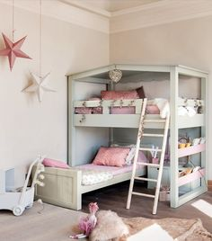 Bunkbed Rooms by #ELMUEBLE