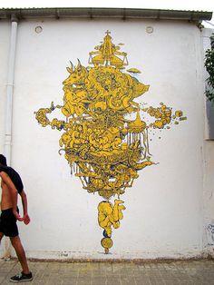 SAN Street Art Spain
