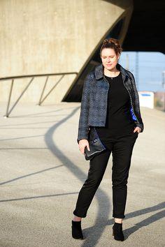 b2857bd9894f Schwarz und Blau  .  DIY  selbstgenäht Erwachsene Frauen, Frauen Outfits