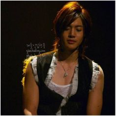 Kim Hyun Joong 김현중 ♡ long hair ♡ Kpop ♡ Kdrama ❤ *-*