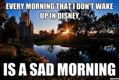 I work there, so everyday when I wake up, I'M IN DISNEY!!!!!!!!!