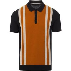 Mod knitted polos at Atom Retro. Huge range of knit polo shirts from John Smedley, Ben Sherman, Pretty Green and lots more. Silk Screen T Shirts, Throwback Outfits, Polo Shirt Style, Mom Jeans Outfit, Bowling Shirts, Ben Sherman, Quality T Shirts, Cool Shirts, Menswear