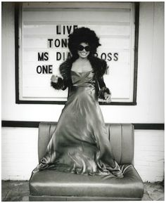 Diana Ross, styled by Michaela Angela Davis and shot by Ruven Afanador