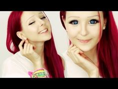 Summer make up tutorial by Anastasiya Shpagina - YouTube