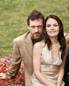 who can blame her for having a crush on him? I really like House and Cameron.