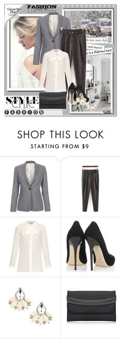 """""""Yoins 13-http://yoins.me/1PrM4be"""" by angel-a-m ❤ liked on Polyvore featuring mode, Paul Smith, Gucci, Jimmy Choo, women's clothing, women, female, woman, misses et juniors"""