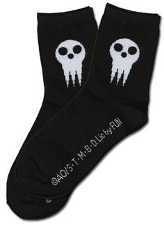 - Officially Licensed - One pair - One size fits most - Great for Soul Eater fans! - Made in China