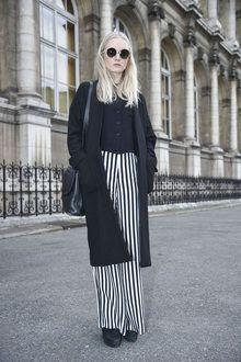 Street Fashion Paris N309