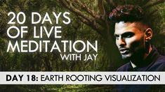 20 Days of Live Meditation with Jay Shetty: Day 18 Text Me, Inspirational Message, New Books, Storytelling, Jay, Improve Yourself, Coaching, 18th, Meditation