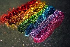It's Such A Wonderful Life: Glitter Inspo!