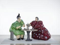 Die Sammlungen Hahn & Ludwig | mumok Pop Art, Day Of The Dead Art, Vienna, Poster, Heart, Artworks, Sculpture, Artists, Art Pop