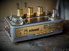 Custom Germanium Fuzz by SviSound (http://svisound.com)