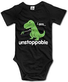 Twisted Envy Grumpy Grumposaur Dinosaur Baby Unisex Funny Baby Grow Bodysuit