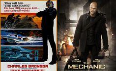 "Az megvan, hogy ""A mestergyilkos"" című filmet, ""A mestergyilkos"" című Charles Bronson filmről koppintották? Charles Bronson, Jason Statham, The Fosters, Film, Movies, Movie Posters, Fictional Characters, Movie, Films"